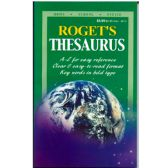 72 Units of Roget's Thesaurus - Dictionary