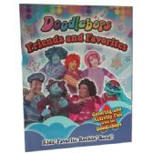 """48 Units of """"Friends & Favorites"""" Coloring and Activity Book - Dictionary & Educational Books"""