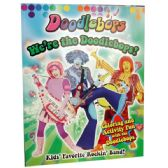 "48 Units of ""We're the Doodlebops"" Coloring and Activity Book - Coloring & Activity Books"