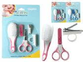 96 Units of 5pc Baby Grooming Set - Baby Beauty& Care Items