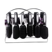 72 Units of Hair Brush Set on Display - Hair Brush