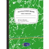 72 Units of Penmanship books, first primary, green