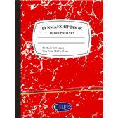 48 Units of Premium Third/Primary Grade Penmanship Book - Red - Notebooks