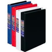 "48 Units of Vinyl binder, 1/2"", 2 pockets - Clipboards and Binders"