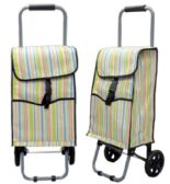 10 Units of ROLLING BAG 82X32X25CM - Shopping Cart Liner