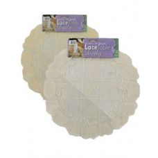 72 Units of Lace table doilies - Placemats and Doilies