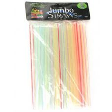 75 Units of 36 pack of jumbo straws - Straws and Stirrers