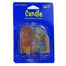 288 Units of top secret candle