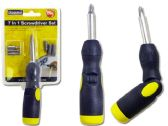 96 Units of 7pc Screwdriver - Screwdrivers and Sets
