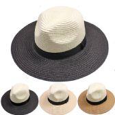 24 Units of MEN'S SUMMER SUN HAT