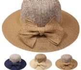 24 Units of WOMENS HIGH QUALITY SUMMER SUN HAT