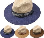 24 Units of WOMEN'S HIGH QUALITY SUMMER SUN HAT