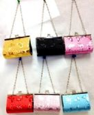 60 Units of Wholesale Butterfly Change Purse Little Purse Coin Purses - Coin Holders & Banks