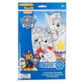 96 Units of Art Boards Paw Patrol Popoutz! Markers, Stickers, Popout Characters - Markers and Highlighters