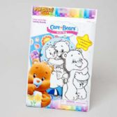 84 Units of Art Boards Care Bears Popoutz! Markers,stkrs,popout Characters
