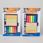 96 Units of Binder Notes 3 X 5 Elmers Asst Colors Notes Ands Flags - MEMO/NOTES/DRY ERASE