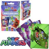 48 Units of DISNEY'S P J MASKS JUMBO PLAYING CARDS. - Card Games