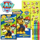72 Units of PAW PATROL PLAY PACKS - GRAB & GO. - Coloring Books