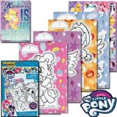 72 Units of MY LITTLE PONY POP-OUTZ TAKE-N-PLAY. - Coloring Books