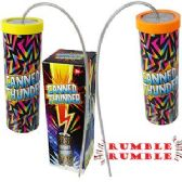 36 Units of CANNED THUNDER NOISEMAKERS.