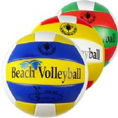 40 Units of OFFICIAL SIZE BEACH VOLLEYBALLS.