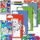 72 Units of DISNEY'S PJ MASKS POP-OUTZ TAKE-N-PLAY. - Coloring Books