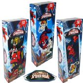 72 Units of ULTIMATE SPIDERMAN TOWER JIGSAW PUZZLES - Puzzles