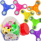 192 Units of HIGH QUALITY MINI HAND SPINNERS.