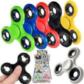 72 Units of ULTIMATE FIDGETY HAND SPINNERS. - Fidget Spinners