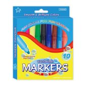 96 Units of 10 Count washable marker