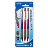 96 Units of mechanical pencil 0.7mm/ 3 Count