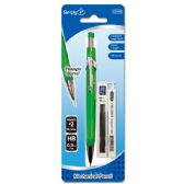 96 Units of Mechanical pencil w/lead refill 0.5mm
