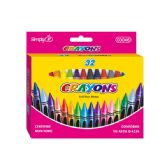 96 Units of 36 Count crayon