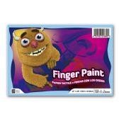 108 Units of Finger paint pad - Paint, Brushes & Finger Paint