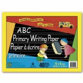 108 Units of ABC writting pad 40 count