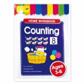 96 Units of Education book/count - Coloring & Activity Books