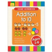 96 Units of Education Book Addition - Coloring & Activity Books