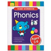 96 Units of Education Book Phonics - Coloring & Activity Books