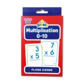 96 Units of Flash cards/multiplication - Card Games