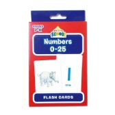 96 Units of Flash cards/numbers - Card Games