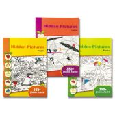 96 Units of Hidden pictures puzzle - Crosswords, Dictionaries, Puzzle books