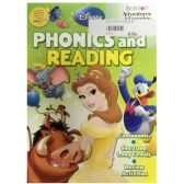 108 Units of Disney phonics & reading
