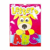 160 Units of Abc letters - Educational Toys