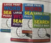 48 Units of Word search puzzles book - Crosswords, Dictionaries, Puzzle books