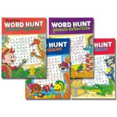 96 Units of Word hunt book