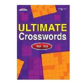 160 Units of Ultimate crossword - Crosswords, Dictionaries, Puzzle books