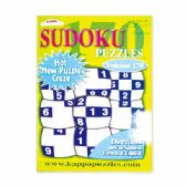 144 Units of Sudoku plus puzzles - Crosswords, Dictionaries, Puzzle books