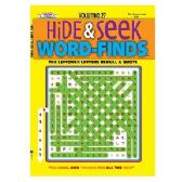 160 Units of Hide and seek word find - Crosswords, Dictionaries, Puzzle books
