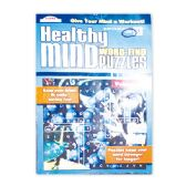 24 Units of Healthy mind word find - Crosswords, Dictionaries, Puzzle books