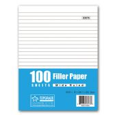 96 Units of 100 count filler paper - PAPER